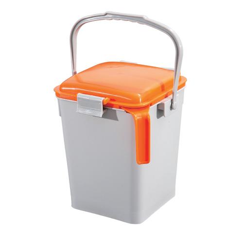 PCS-5S2 5리터 내통사각 음식물쓰레기용기