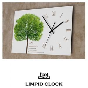 림피드벽시계[RH-018]