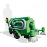 특허 소형 노면형청소차[ROAD clean G2]