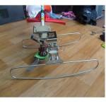 풀돌이 예초기 원터치형 DW-6400