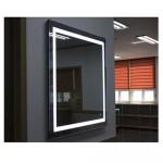 인스미러(LED조명거울) GCI8060W4-R / 600*800 스위치 2단, LED 4구
