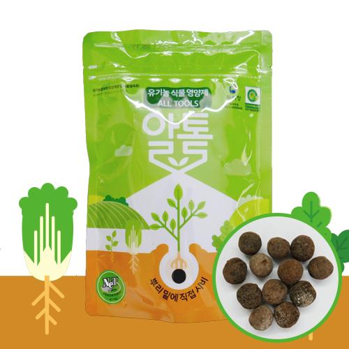 [특허]큰손 알톨 친환경 유기농 식물영양제 비료