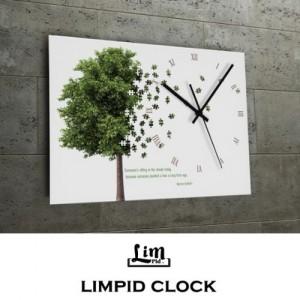 림피드벽시계[CH-073]